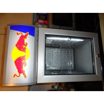 Mini Cooler Red Bull