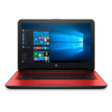 Notebook Hp 14-am016la I3-5005u 4gb 500gb W10