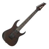 Guitarra Eléctrica Ibanez 7 Cuerdas Rg7421 Wnf Walnut Flat