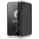Samsung Galaxy M31 Carcasa 360 Gkk Original + Vidrio 5d