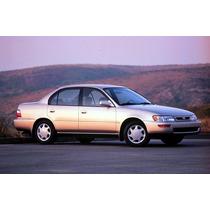 Libro De Taller Toyota Corolla 1988-1997, Envío Gratis !!!!!