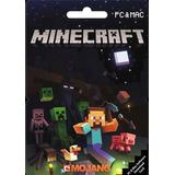 Minecraft Premium Codigos Edición Java