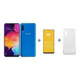 Samsung A70 Dual Sim 6gb/128gb+128gb Memoria Externa/6 Cuota