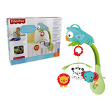 Movil Musical Amigos De La Naturaleza Fisher Price