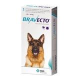 2x Bravecto 20-40kgs Pastilla Antiparasitaria Pethome Chile