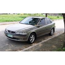 Opel Vectra 1996-1998 Libro De Taller