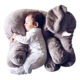 Peluche Almohada De Elefante 60 Cms