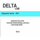 Acido Glicólico 15% A 40% Peeling Acné Melasma Antiedad 30ml
