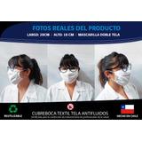 Mascarillas Desechables Y Reutilizables Hechas En Chile