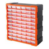 Caja Organizadora Plastica 60 Compartimentos Transparentes
