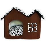 Casa Para Mascotas Perros Y Gatos / Rebajas R3420