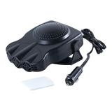 Calefactor Para Auto Conexión Encendedor 12v Ajustable