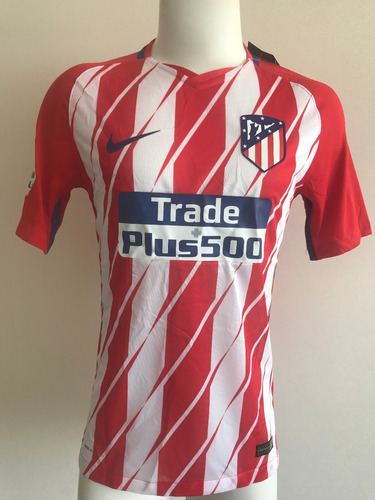 Camiseta Atlético Madrid 2017 2018 Version Jugador 0c16c9af77c8e