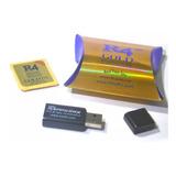 R4 Gold Con Sd 16gb Con 300 Juegos Ds Envio Gratis 3ds/2ds