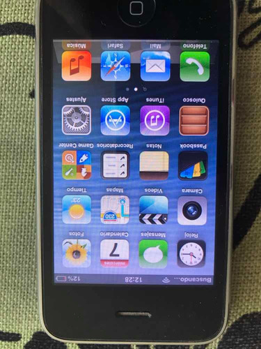 e09eda020c2 Ver más Ver en MercadoLibre. Iphone 3g De 16gb. Usado. RM (Metropolitana).  $ 10000. 0 vendidos. Vendo Iphone 3g De 8gb Buen Estado. $ 35000