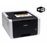 Impresora Láser Brother Hl-3170 Cdw Led Color Dúplex Y Wifi