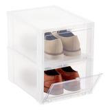 Caja Organizadora De Zapatos Modular Apilable