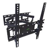 Soporte Con Doble Brazo 26 -55  Led Lcd Plasma Tele Tv Muro