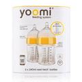 Pack Mamadera Yoomi 240 ML