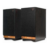 Klipsch The Sixes Powered Monitor - Ebony