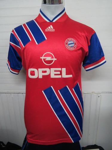 Camiseta Bayern Munich Año 1993 Talla S Original adidas 96e32e1b71d39