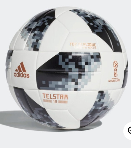 Pelota De Futbol adidas Telstar 18. Incluye Caja. Nuevas. 8be27679a099a