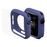 Apple Watch 5 & 4 40mm 44mm Case Protector + Lamina Pantalla