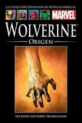 Marvel Salvat Vol.36 - Wolverine: Origen