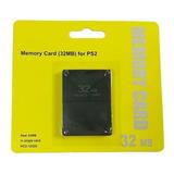 Memory Card 32mb Ps2 Playstation 2 Free Mcboot