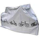 Cobertor De Bicicleta O Moto Funda Cobertora Impermeable