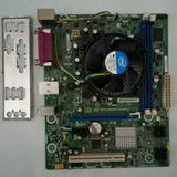 Kit I5 Placa Dh61ww + 4gb Ram + I5 2400 Ghz + Lata Trasera