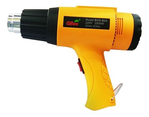 Pistola De Calor Aire Caliente 2000w