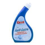 Limpiador + Desinfectante Anti-sarro Excell 500cc