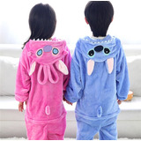 Pijama Stich Para Niños Regalo