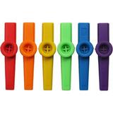 Kazoo Mirliton Cazu Unidad Colores Varios (envio Gratis) Rmx
