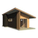 Casa Prefabricada Modelo Villarrica 27 M2