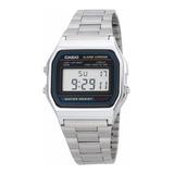 Reloj Retro Casio A158w Metálico
