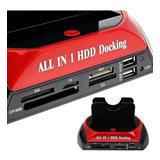 Cofre Para Disco Duro 2.0/3.0 Docking Station / Envio Gratis