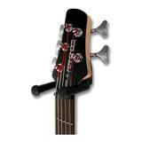 Soporte Colgador De Pared Para Guitarra Bajo Inst. Cuerdas