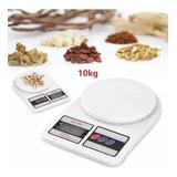 Balanza Pesa Digital Para Cocina Comercio 1g A 10kg / 227003