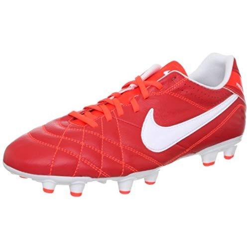 Taco De Fútbol Para Hombre De Cuero Firme Nike Tiempo. 5de439d9a49