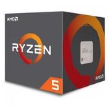 Amd Cpu Ryzen 5 1500x X4 3.5ghz