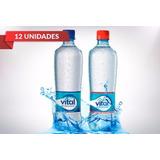 Agua Mineral Vital 600cc Comerciantes