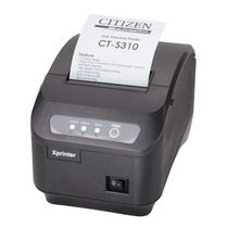 Impresora Termica 80mm Tipo Fiscal, Boletas Y Facturas-usb