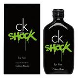 Ck One Shock For Him 100ml Edt Hombre Calvin Klein