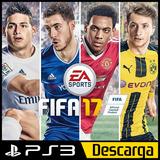 Fifa 17 Ps3 Digital | Disponible | No Cd