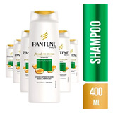 Pack De 6 Shampoo Pantene Pro-v Restauracion 400 Ml