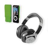 Kit Mp4 Elem32btbg + Audifono Motorola Pulse Max