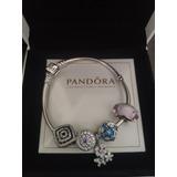 Pulsera Pandora Charms Original Box