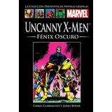 Marvel Salvat Vol.20 - Uncanny X-men: Fénix Oscuro - Sellado
